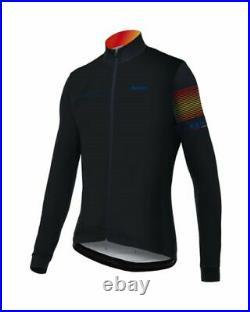 2020 La Vuelta Espana Kilometro Cero Santini Long Sleeve Cycling Jersey