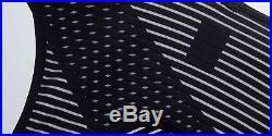 $285 NWT RAPHA Men's'BREVET BIB SHORT II -LONG' Black CYCLING BIB SHORTS XL