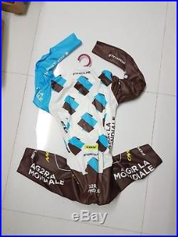 AG2R LA Mondale Focus LS TT cycling Speedsuit in Long sleeve 3