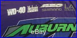 AXO/Auburn RACING JERSEY MENS M Long Sleeve Motocross Motorcycle Dirt Bike Bmx