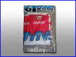 A'ME GT Dyno Old School BMX Bike, Long-Sleeve Jersey Freestyle Cycling, AS