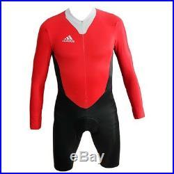 Adidas Cycling AERO SS Suit Bike Jersey Men's Aerosuit Long Sleeve