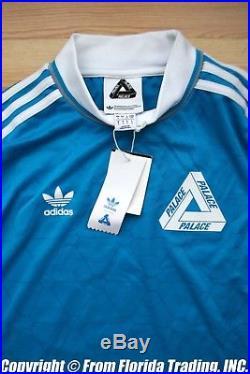 Adidas ORIGINALS x Palace Long Sleeve #15 Soccer Team Shirt(S)Boaqua S07385
