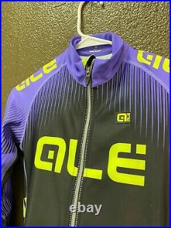 Alé Cycling PRR Long Sleeve Jersey & Winter Bibshorts Kit Women's Small