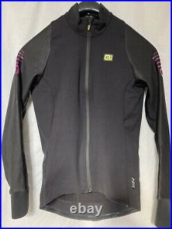 Ale Race Style Wintet Jacket 2.0 Road Long Sleeved Black Small RRP £200