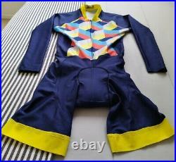 Arrueda Cycling Long Sleeve Skin suit