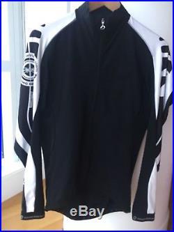 Assos IJ Intermediate S7 Long Sleeve Bike Jersey Jacket Black Volkanga size L