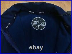 BNWT LE COL PRO AQUA ZERO Ladies Long Sleeve Navy Jersey @ Size Medium RRP£145