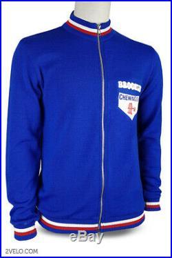 new never worn XL LEGNANO PIRELLI vintage wool jersey