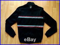 Campagnolo Heritage Mitica Long Sleeve Half Zip Thermal Jersey Size M NEW