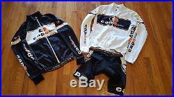 Capo Kit, Bibs, Long Sleeve Jersey, Jacket All Size Medium