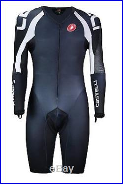 Castelli Body Paint 3.0 Aero Time Trial Speedsuit, Long Sleeve, Size XL, BNWT