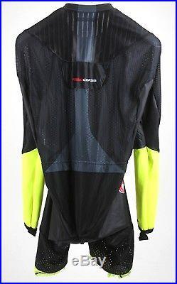 Castelli Body Paint 3.3 Long-Sleeve Speed Suit Men's XXL /38211/