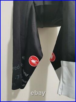 Castelli Body Paint 4. X Speed Suit Long Sleeve Large