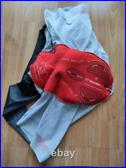 Castelli Body Paint Men's Long Sleeve Skinsuit ProgettoX2 Pad Size L NEW