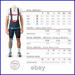Castelli Free Men's Windstopper Long Sleeve Cycling Jacket Size Large Black