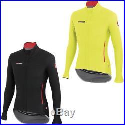Castelli Gabba 2 Cycling Long sleeve Jacket Yellow M CE101