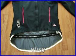 Castelli Gabba 2 Women's Gore Windstopper Long Sleeve Cycling Jacket Size M