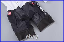 Castelli Lycra Long Sleeve CX Suit Men's Small Pan Am Champ Cannondale CX World
