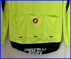Castelli Perfetto Long Sleeve Cycling Jersey XL