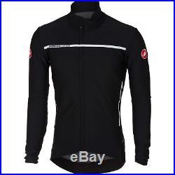 Castelli Perfetto Long Sleeve Jersey Black medium (BNWT)
