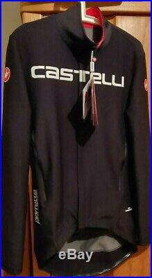 Castelli Perfetto Long Sleeve Jersey(L) BLACK RRP £180