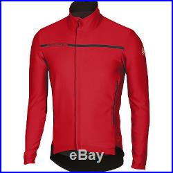 Castelli Perfetto Long Sleeve Jersey Red Large