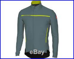 Castelli Perfetto Long Sleeve Windproof Waterproof Cycling Jacket Road Bike