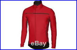 Castelli Perfetto Mens Long Sleeve Cycling Jacket/Jersey, UOMO, size M NEW TAGS