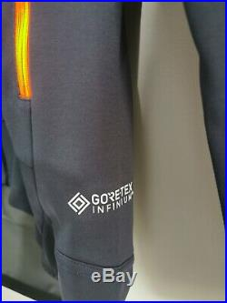 Castelli Perfetto ROS Long Sleeve Jersey Dark Steel Blue Small