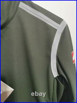 Castelli Perfetto ROS Long Sleeve Jersey Military Green XL