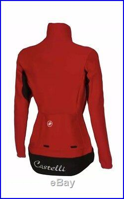 Castelli Perfetto Womens Long Sleeve Size Medium