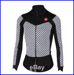 Castelli Sfida Long Sleeve Full Zipp Cycling Jersey Women's Small