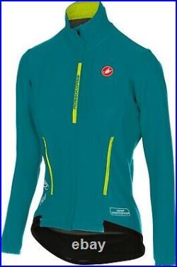 Castelli Women's Perfetto/Gabba Long Sleeve Cycling Jacket Size Small