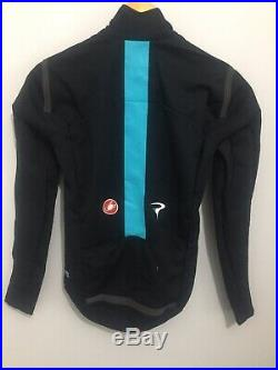 Castelli X Team Sky Perfetto ROS Long Sleeve Jersey Small