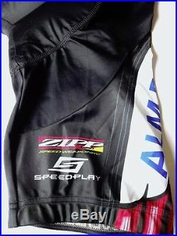 Csc Descente 3-item Ensemble Bib Shorts, Long Sleeve Jersey & Gloves M / S