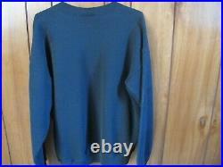 Fat Chance Vintage Long Sleeve Sweatshirt Rare XL