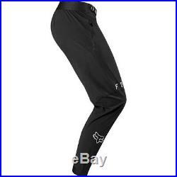 Fox Flexair MTB Long Trousers Pants Spring 2019 Schwarz