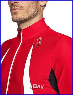 GORE BIKE WEAR Men's Cycling Jacket Oxygen WINDSTOPPER Jersey Long SWOXLM