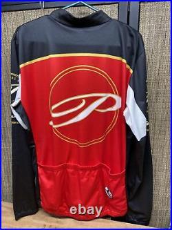 Genuine Giordana Schwinn Paramount jersey long sleeve XXL