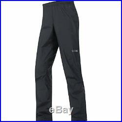 Gore Wear Mens C3 Windstopper Long Cycling Trousers Black, XX-Large