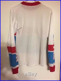 Haro 1980s Long Sleeve BMX Race Jersey M Freestyler Old Mid School