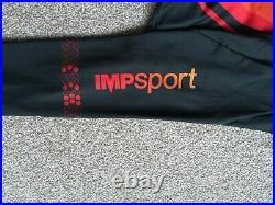 Impsport Long Sleeve Retro Cycling Skinsuit Size M