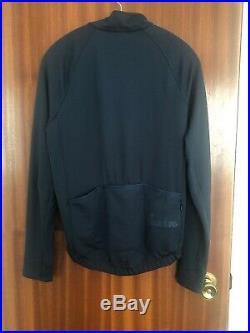 Isadore Long Sleeve Merino Jersey Indigo Blue