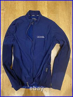 Le Col Pro Aqua Zero Long Sleeve Jersey XL / Navy