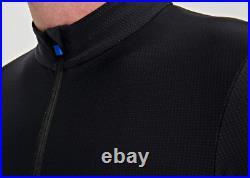 MAAP Force Pro Long Sleeve Jersey Cycling Black Men's Size Medium
