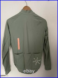 MAAP Training Willow Long Sleeve Jersey Green Medium