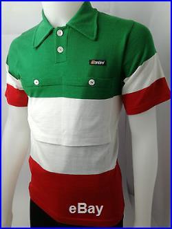 Maglia Vintage Eroica Italia Mis L Wool Eroica Long Sleeves Sweater Italy