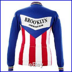Magliamo's Brooklyn Roger De Vlaeminck 1975 Long Sleeve Jersey