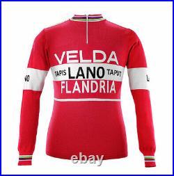Magliamo's Flandria Velda Team 1978 Long Sleeve Jersey